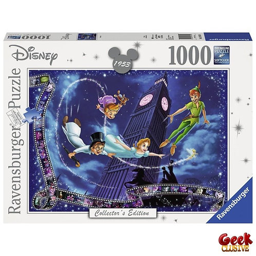 DISNEY - Puzzle Collector's Edition 1000P - Peter Pan
