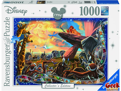 DISNEY - Puzzle Collector's Edition 1000P - The Lion King