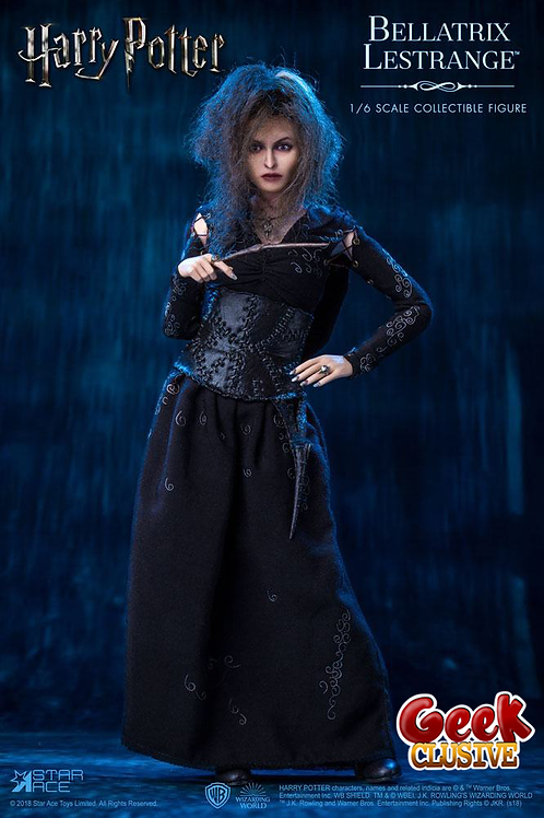 Harry Potter My Favourite Movie 1/6 Bellatrix Lestrange 30 cm - Précommande