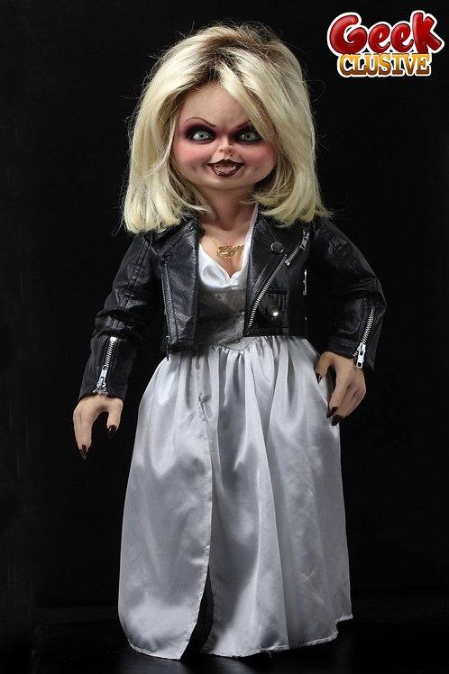 La Fiancée de Chucky réplique poupée 1/1 Tiffany 76 cm - Précommande