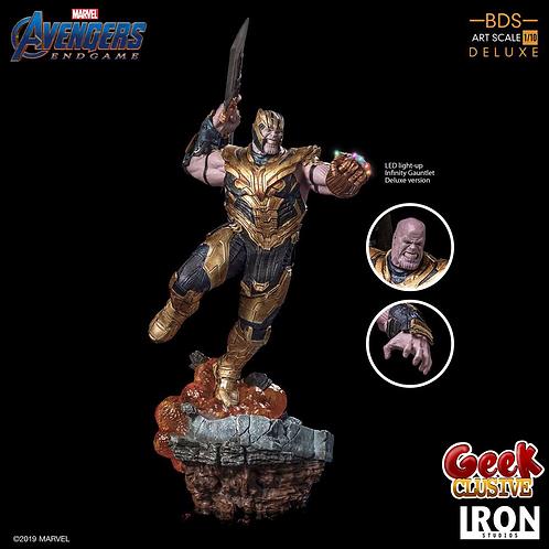 Avengers Endgame Art Scale 1/10 Thanos Deluxe Version 36 cm - Précommande