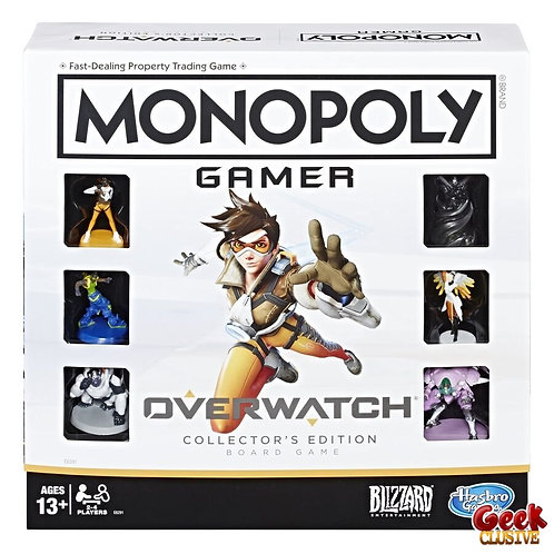 MONOPOLY - OVERWATCH Edition Collector (FR)