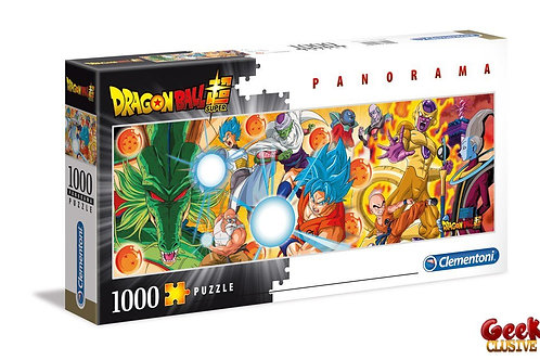 DRAGON BALL SUPER - Panorama Characters - Puzzle 1000P
