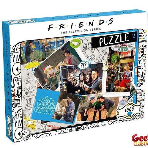 FRIENDS - Scrapbook - Puzzle 1000P