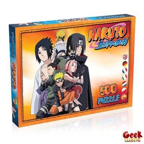 NARUTO - Puzzle 500PCS