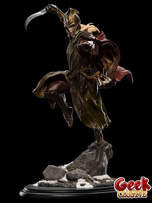 Le Hobbit La Bataille des Cinq Armées 1/6 Mirkwood Elf Soldier 44 cm - STOCK