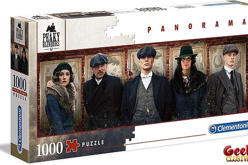PEAKY BLINDERS - Panorama - Puzzle 1000P