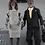 Thumbnail: Invasion Los Angeles pack 2 figurines Retro Aliens 20 cm