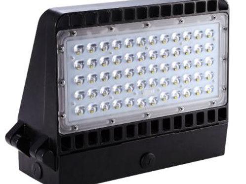 80Watt LED Cut-Off Wallpack