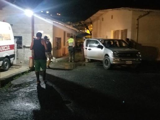 LIMÓN:  GRAVE ACCIDENTE DE TRÁNSITO DEJA VARIOS HERIDOS