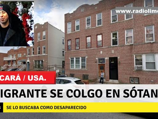 PUCARÁ / USA: ENCUENTRAN PUCAREÑO DESAPARECIDO MUERTO EN UN SÓTANO
