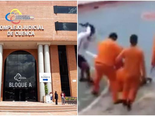 CUENCA:  6 PRESOS Y UN POLICÍA, INVESTIGADOS POR ASESINATO DE PRESO EN CÁRCEL DE TURI