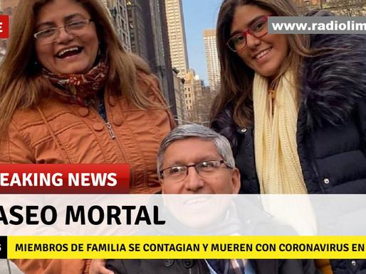 FUERON DE PASEO A USA Y ENCONTRARON LA MUERTE