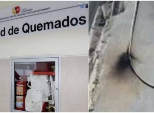 LE ESTALLA DISPOSITIVO DE INTERNET A COLEGIAL EN GUAYAQUIL