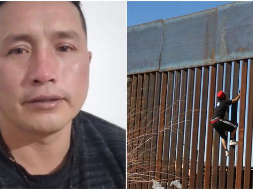 NABÓN / USA:  OTRO MIGRANTE ECUATORIANO SALTA EL MURO, PERO MUERE