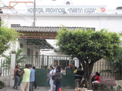 GOBERNADOR DE LOS RÍOS ANUNCIA POSIBLE CASO DE NUEVA CEPA DE CORONAVIRUS