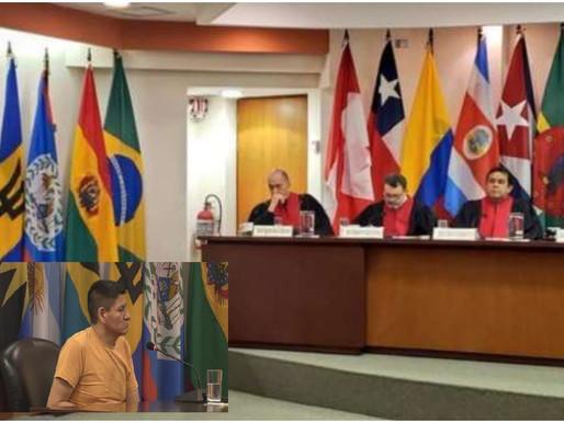 24 AÑOS DESPUÉS, SE HACE JUSTICIA A MIGRANTE ECUATORIANO ASESINADO POR POLICÍA NICARAGUENSE