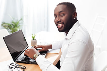 african-american-businessman-happily-loo