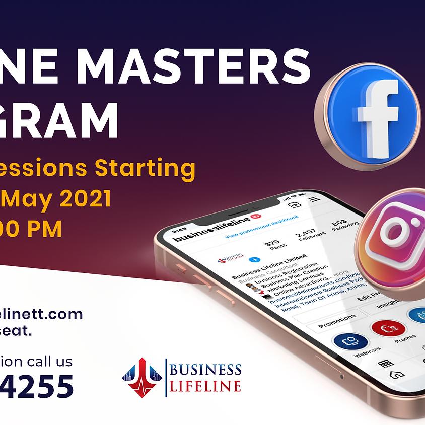 Online Master Program
