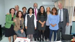 Visita Centro de Emergencia Mujer Central - Ministerio de la Mujer y Poblaciones Vulnerables