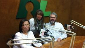 """Entrevista en el programa Justicia en tu Comunidad, emisora """"Radio Libertad"""""""