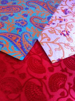 Ishka Textured Paper