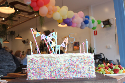 A Lovely Crafty Birthday Party!