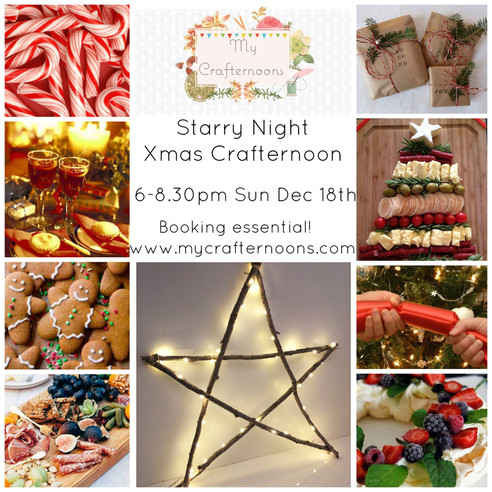 Starry Night Christmas Party!