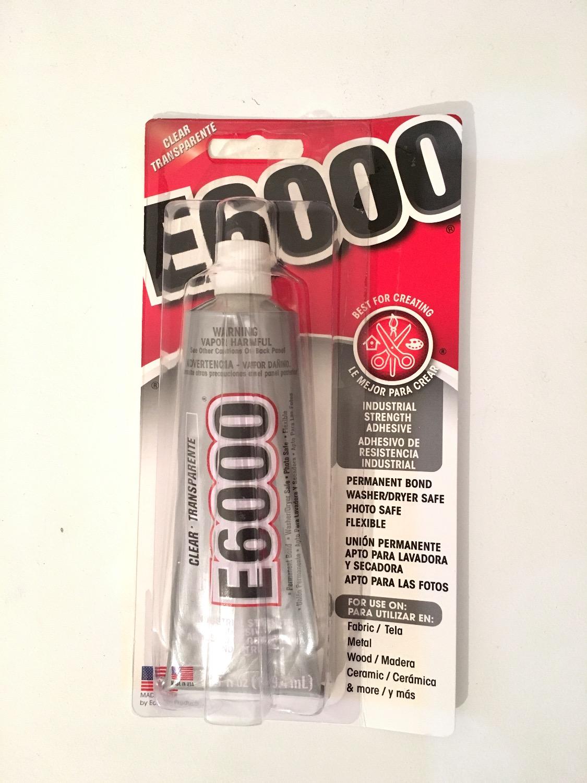 E600 Super Glue