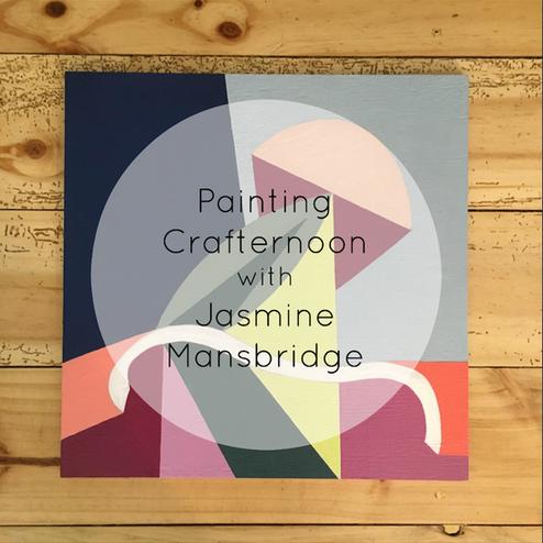 Jasmine Mansbridge X My Crafternoons