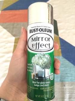 Rustoleum Mirror Effect Spray Paint