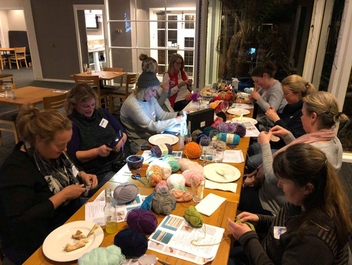 Double Crochet Dinners with Cindy!