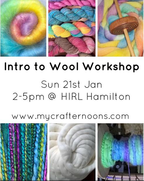 Intro to Wool Workshop