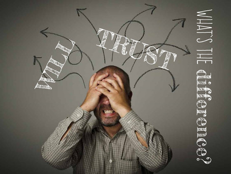 """The Basics: What's a """"trust"""" and what does it do for me?"""