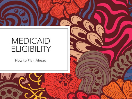 Medicaid Without Poverty