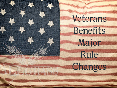Veterans: What You Need to Know About New Rules