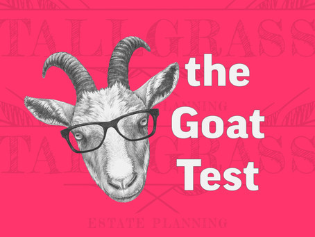 Do You Pass the Goat Test?