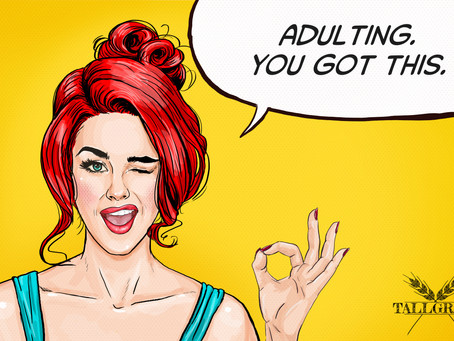 How to Adult (at least a little)