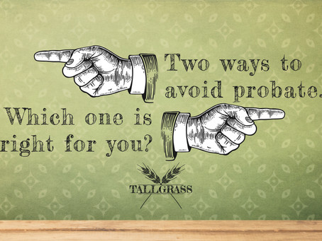 Two Ways. Choose Wisely.