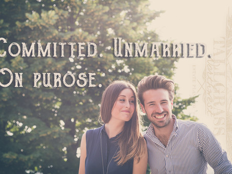 For unmarried couples, planning is critical.