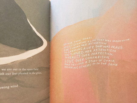 """Rather Than Worry..."", Poem by Morgan Harper Nichols"