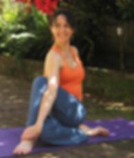 Susana Laborde-Blaj, yoga, yoga therapy