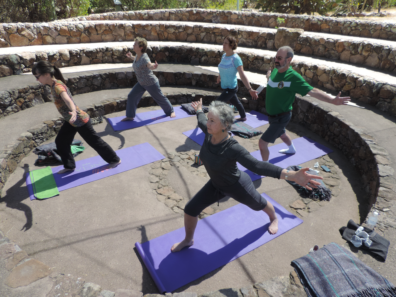 Yoga El Charco del Ingenio