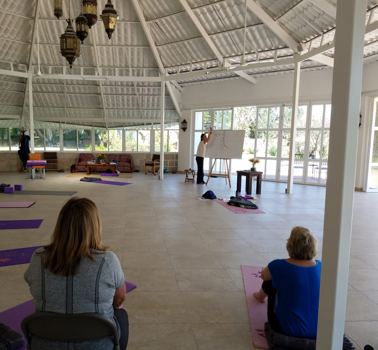 Mexico Viniyoga Retreat Feb 2019