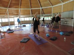 Yoga at Purisima