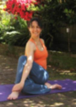 Yoga Workshop with Susana Laborde-Blaj susanaprana