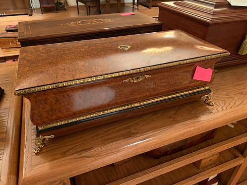 Langdorft Forte Piano 8 Air, Bombe Case