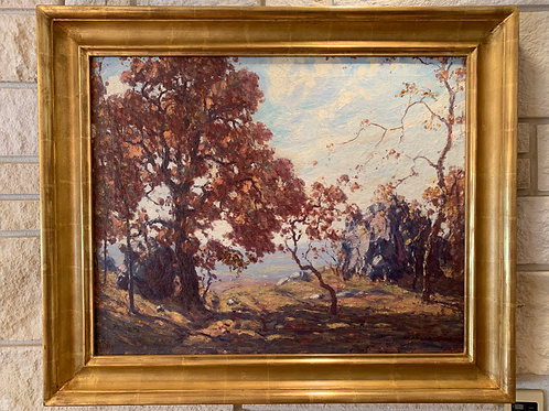 Landscape, Smith Charles L.A., Oil on Canvas