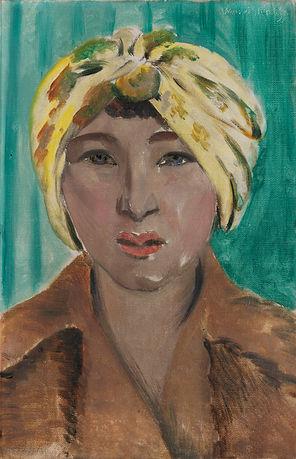 Leopold Survage (1879-1968) La Ville, 1921, painting, oil on canvas
