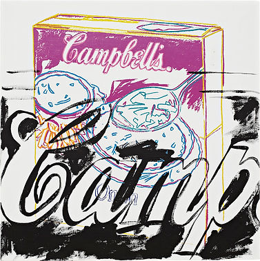 Andy Warhol, 'Campbell's Onion Soup Box', 1986